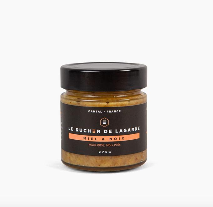 Miel-Noix (20%) Pâte à tartiner 275G 1
