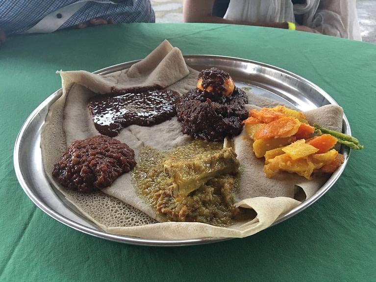 Ingera Etiopía