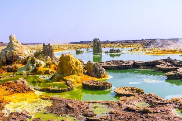 Lac Dallol