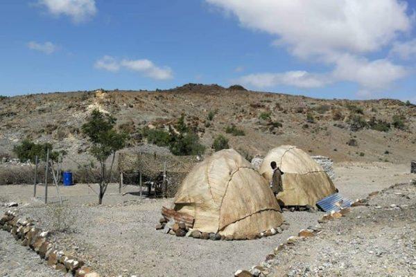 Campamento de Daibota Daoud