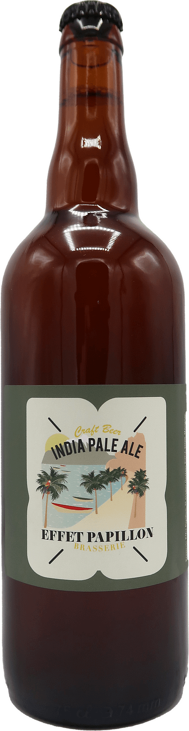 India Pale Ale 75cl Effet Papillon