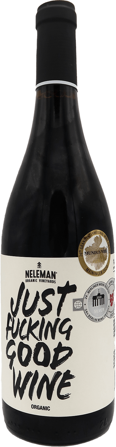 Just Fucking Good Wine 2018 - NELEMAN