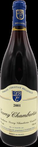 gevrey-chambertin-2001-christian-belleville