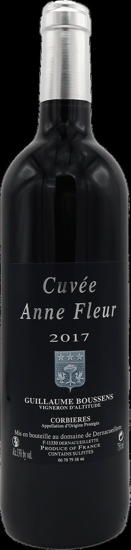Cuvée Anne Fleur 2017 - Dernacueillette