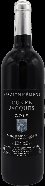 Passionnément Cuvée Jacques 2018 - Domaine de Dernacueillette