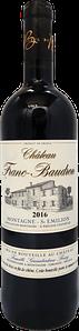 Château Franc-Baudron 2016 - Montagne Saint Emilion